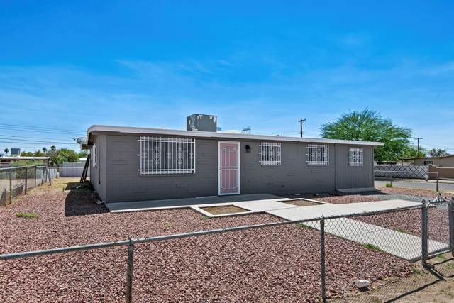 5402 S Oregon Drive, Tucson, AZ 85706 (#22014694) :: Long Realty - The Vallee Gold Team