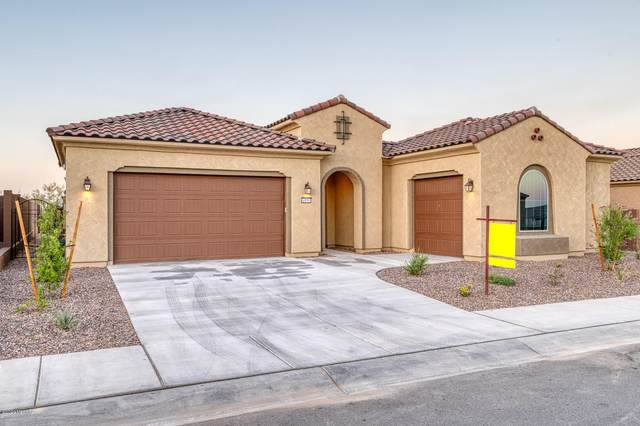 6959 W Cliff Spring Trail, Marana, AZ 85658 (#22014727) :: Long Realty - The Vallee Gold Team