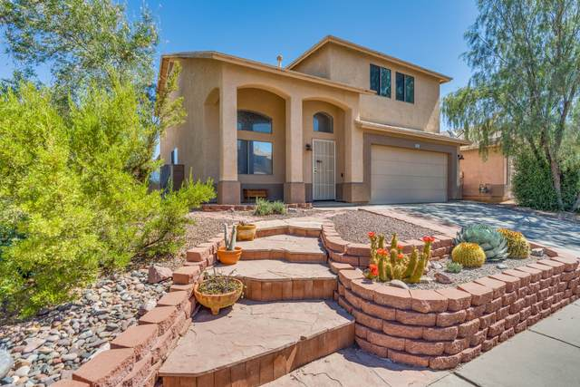 8701 E Chimney Spring Drive, Tucson, AZ 85747 (#22014746) :: Gateway Partners