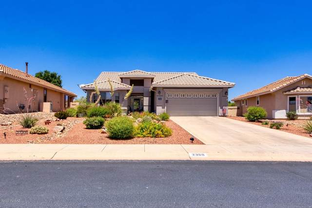 2369 Willowbrook Place, Sierra Vista, AZ 85650 (#22014752) :: Long Realty - The Vallee Gold Team
