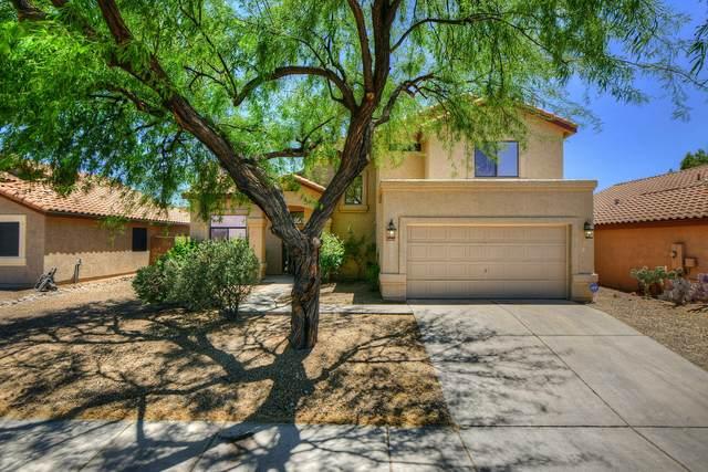 10670 E Channelside Drive, Tucson, AZ 85748 (#22014759) :: The Josh Berkley Team