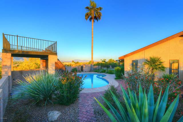 4991 N Wild Life Drive, Tucson, AZ 85745 (#22014811) :: Long Realty - The Vallee Gold Team