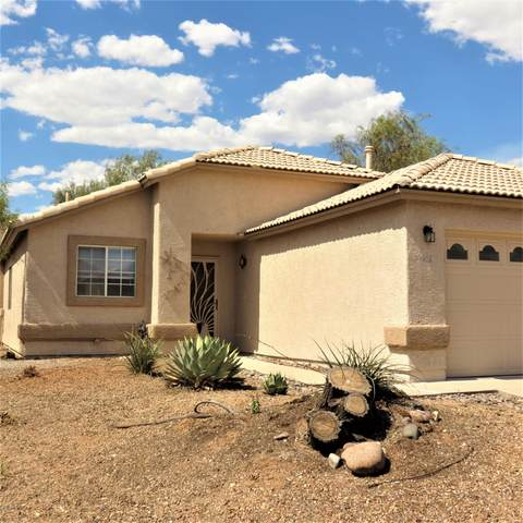 4528 W Sun Quest Street, Tucson, AZ 85741 (#22014843) :: Long Realty - The Vallee Gold Team