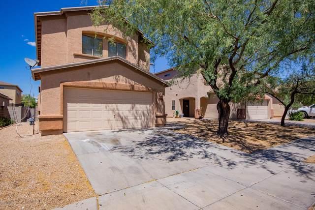 3595 E Drexel Manor Stravenue, Tucson, AZ 85706 (#22014849) :: Long Realty - The Vallee Gold Team