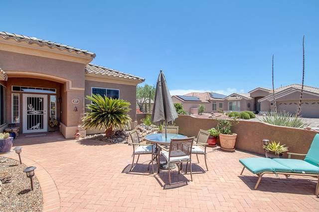 13706 N Wild Hazel Lane, Marana, AZ 85658 (#22014877) :: The Josh Berkley Team