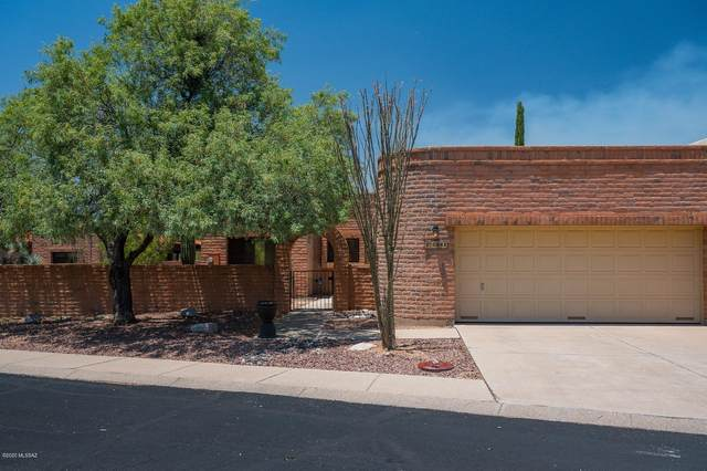 8441 N Coral Ridge Loop, Tucson, AZ 85704 (#22014895) :: Long Realty Company