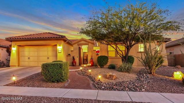 1227 W Calabria Court, Oro Valley, AZ 85755 (#22014941) :: Long Realty - The Vallee Gold Team