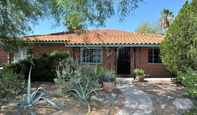 4882 E Melissa Street, Tucson, AZ 85711 (#22014950) :: Long Realty - The Vallee Gold Team