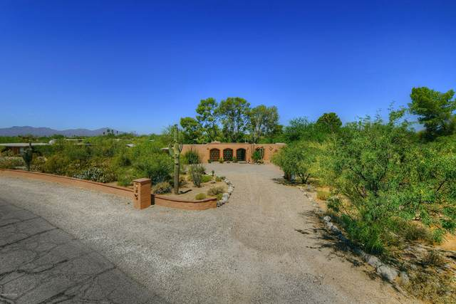 1424 W Chapala Drive, Tucson, AZ 85704 (#22014960) :: Long Realty - The Vallee Gold Team