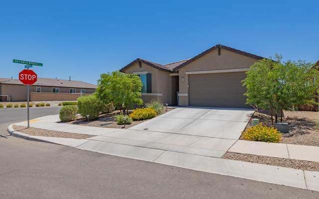 7215 S Via Tierra Mesa, Tucson, AZ 85756 (#22014981) :: Gateway Partners