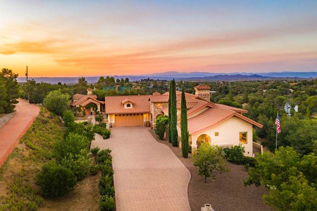 139 N Big Rock Drive, Oracle, AZ 85623 (#22014991) :: Long Realty - The Vallee Gold Team