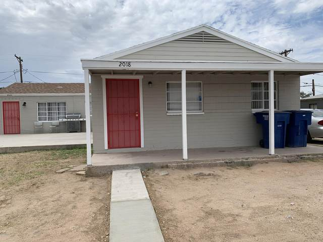 2018 E 36Th Street, Tucson, AZ 85713 (#22014993) :: Long Realty - The Vallee Gold Team