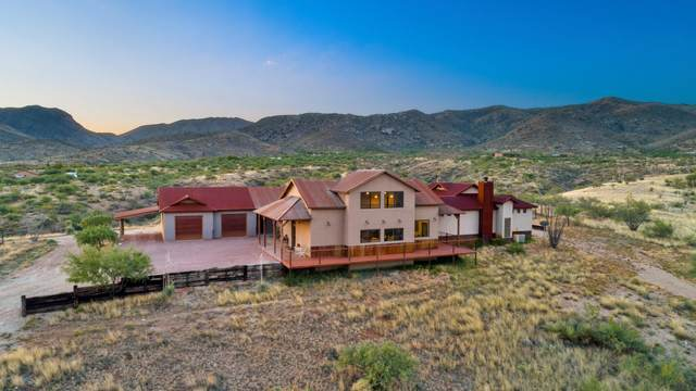 18701 S Sonoita Highway, Vail, AZ 85641 (#22014998) :: Long Realty - The Vallee Gold Team