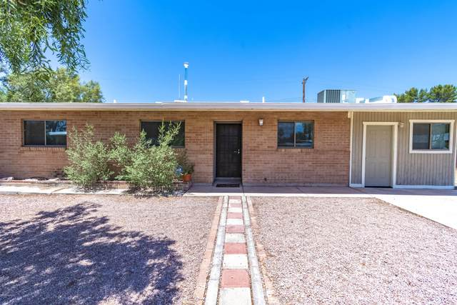 2841 N Magnolia Avenue N, Tucson, AZ 85712 (#22015022) :: Keller Williams