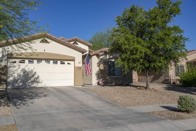 17612 S Green Willow Place, Vail, AZ 85641 (#22015040) :: Long Realty - The Vallee Gold Team