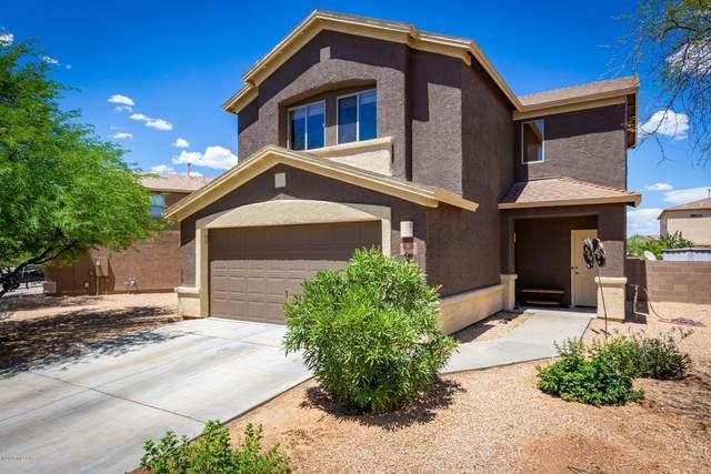 6569 S Giuliani Avenue, Tucson, AZ 85757 (#22015053) :: Long Realty - The Vallee Gold Team