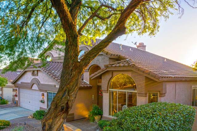 11331 N Twin Spur Court, Tucson, AZ 85737 (MLS #22015055) :: The Property Partners at eXp Realty