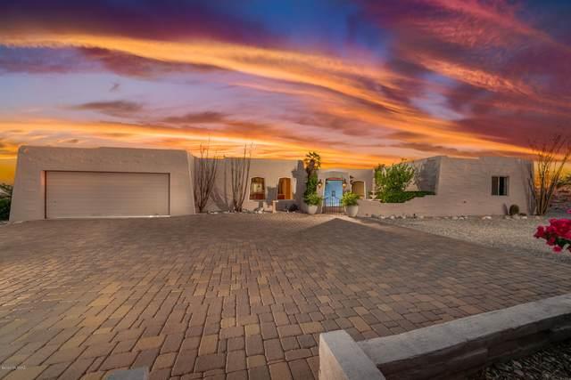 5911 N Via Verdosa, Tucson, AZ 85750 (#22015071) :: Long Realty - The Vallee Gold Team