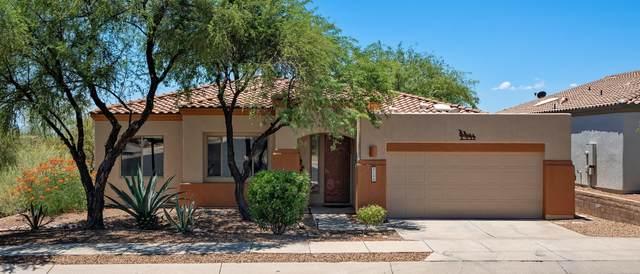 9790 E Spring Ridge Place, Tucson, AZ 85749 (#22015090) :: Long Realty - The Vallee Gold Team