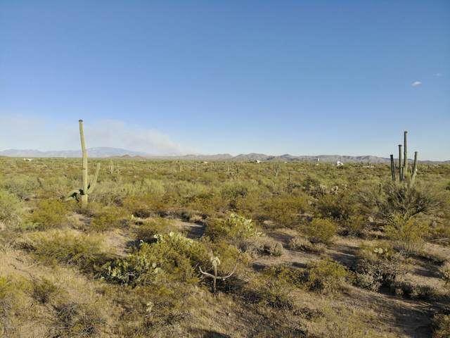 0 E Rustlers Trail C, Tucson, AZ 85739 (#22015105) :: Long Realty Company