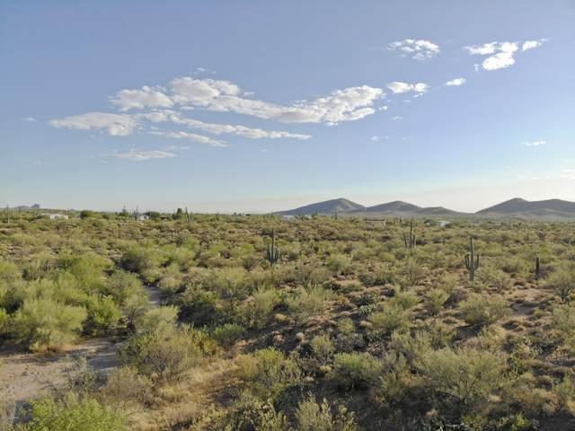 0 E Rustlers Trail B/C, Tucson, AZ 85739 (#22015107) :: Long Realty Company