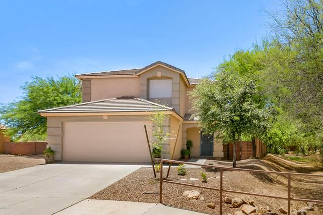 12827 N Ponderay Drive, Marana, AZ 85653 (#22015120) :: The Josh Berkley Team