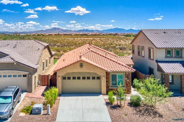 11356 E Creosote Range Drive, Tucson, AZ 85757 (#22015124) :: Long Realty - The Vallee Gold Team