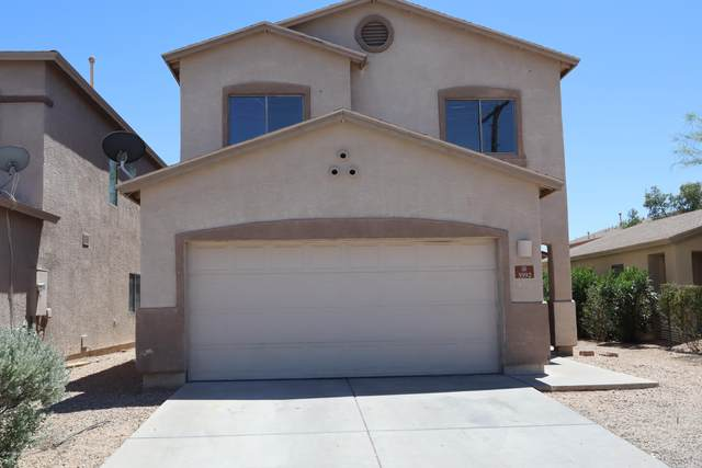 3592 E Felix Boulevard, Tucson, AZ 85706 (#22015127) :: Long Realty - The Vallee Gold Team