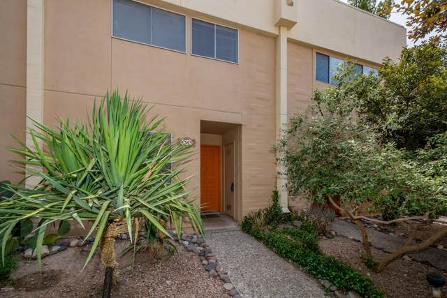 1343 E Fort Lowell Road #25, Tucson, AZ 85719 (#22015137) :: Long Realty - The Vallee Gold Team