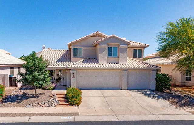 2066 W Three Oaks Drive, Oro Valley, AZ 85737 (MLS #22015143) :: The Property Partners at eXp Realty