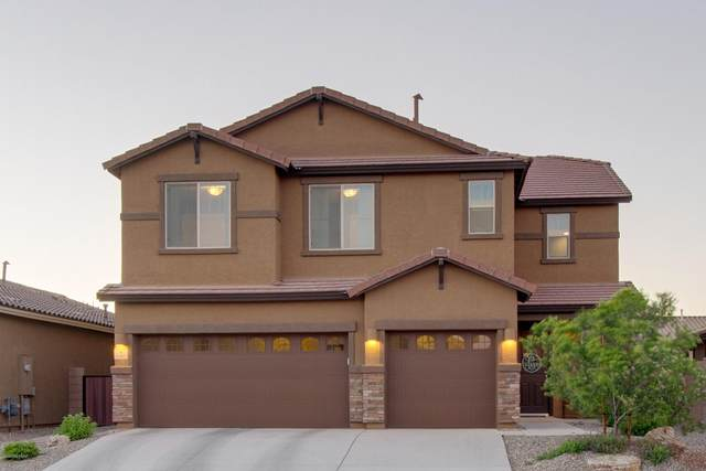 11397 E Granite Gulch Way, Tucson, AZ 85747 (#22015146) :: Long Realty - The Vallee Gold Team