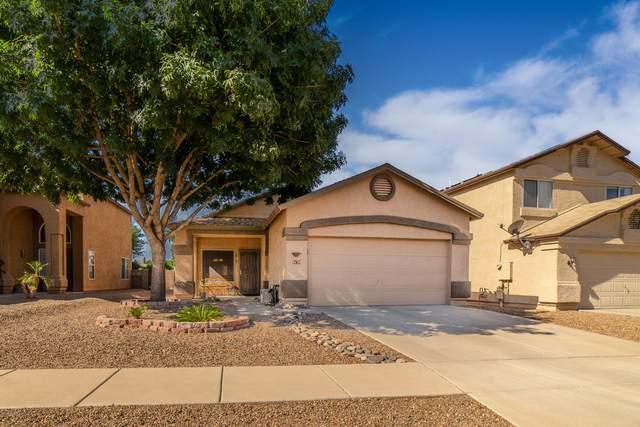 9134 E Sugar Sumac Street, Tucson, AZ 85747 (#22015156) :: Long Realty - The Vallee Gold Team
