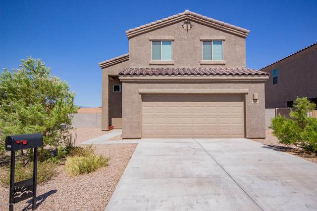 8008 S Tate Loop, Tucson, AZ 85756 (#22015183) :: Long Realty - The Vallee Gold Team