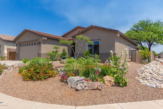 3609 E Silver Buckle Place, Tucson, AZ 85739 (#22015235) :: The Local Real Estate Group | Realty Executives