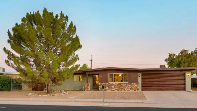 823 W Wheatridge Drive, Tucson, AZ 85704 (#22015242) :: Long Realty - The Vallee Gold Team