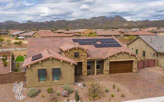 13487 N Trailing Indigo Court, Oro Valley, AZ 85755 (#22015251) :: Long Realty - The Vallee Gold Team