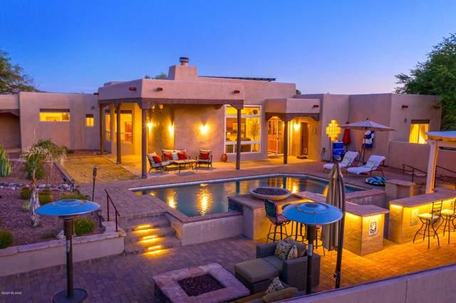 11740 E Calle Del Valle, Tucson, AZ 85749 (#22015258) :: The Josh Berkley Team