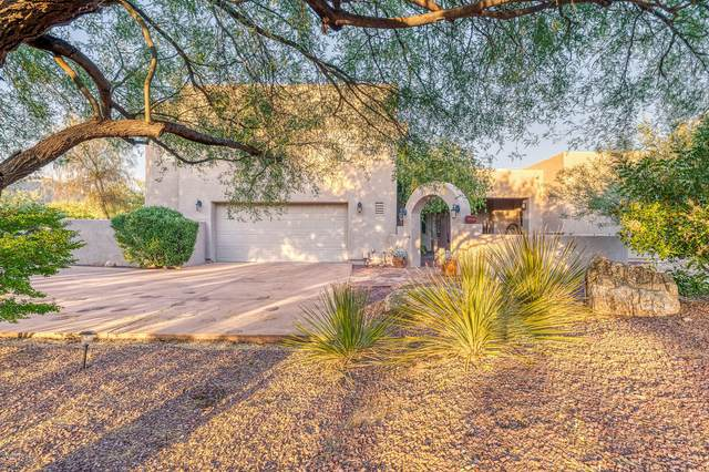 10322 E Snyder Creek Place, Tucson, AZ 85749 (#22015263) :: The Local Real Estate Group | Realty Executives