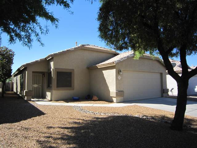 7754 N Sun Flair Drive, Tucson, AZ 85741 (#22015270) :: Long Realty - The Vallee Gold Team