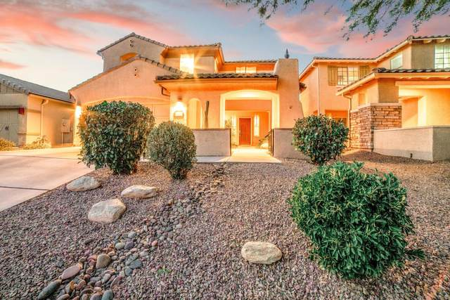 1254 W Varese Way, Oro Valley, AZ 85755 (#22015286) :: Long Realty - The Vallee Gold Team