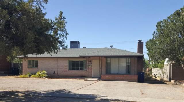 5450 E Hawthorne Street, Tucson, AZ 85711 (#22015290) :: Long Realty - The Vallee Gold Team
