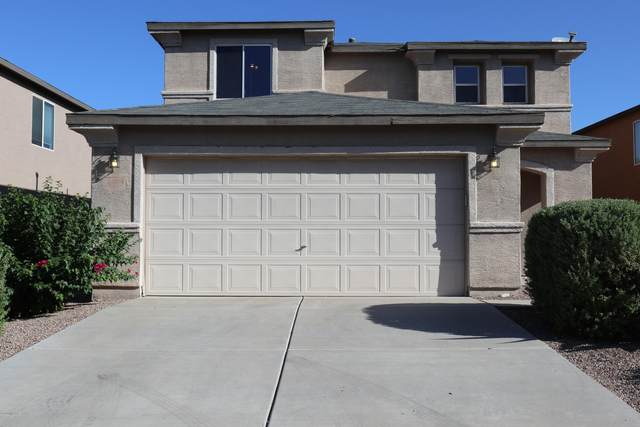 1064 W Sea Star Drive, Tucson, AZ 85704 (#22015316) :: Long Realty - The Vallee Gold Team