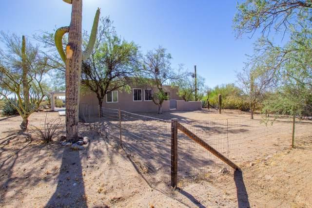 6925 N Bobcat Lane, Tucson, AZ 85743 (#22015318) :: The Local Real Estate Group | Realty Executives