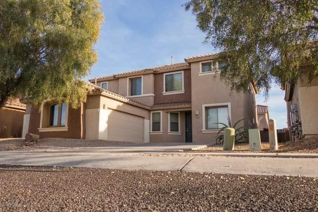 6471 W Swan Falls Way, Tucson, AZ 85757 (#22015329) :: Realty Executives Tucson Elite