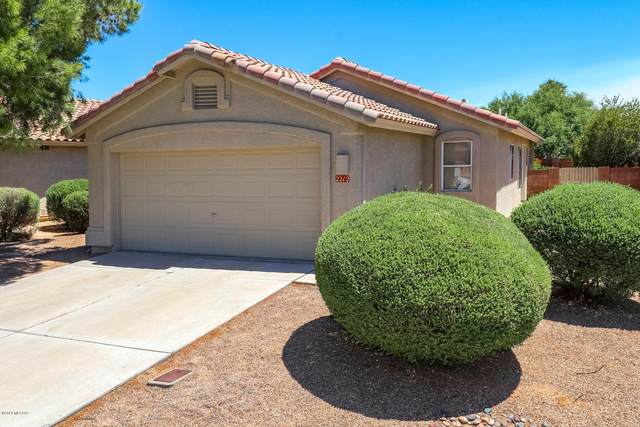 2212 W Catalina View Drive, Tucson, AZ 85742 (#22015344) :: Long Realty Company
