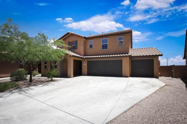 3988 S Corte Rana Rica, Tucson, AZ 85730 (#22015347) :: The Local Real Estate Group   Realty Executives