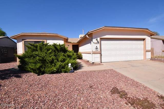 2717 W Firebrook Road, Tucson, AZ 85741 (#22015352) :: Long Realty - The Vallee Gold Team