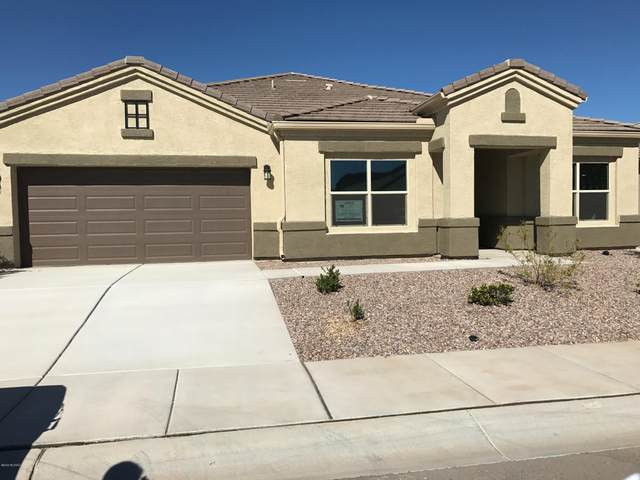 8846 W Saguaro Skies Road, Marana, AZ 85653 (#22015357) :: Long Realty - The Vallee Gold Team