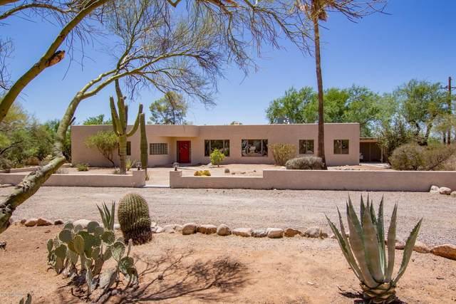 7111 N Leonardo Da Vinci Way, Tucson, AZ 85704 (#22015358) :: Long Realty - The Vallee Gold Team