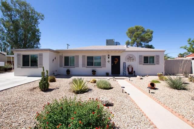 4610 E 12Th Street, Tucson, AZ 85711 (#22015366) :: Long Realty - The Vallee Gold Team